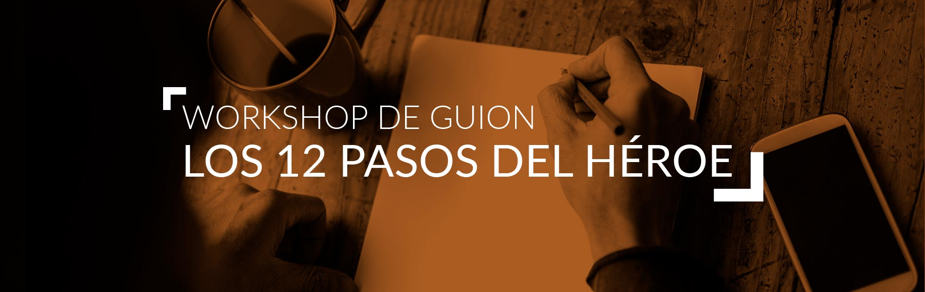 Workshop guion 12 pasos