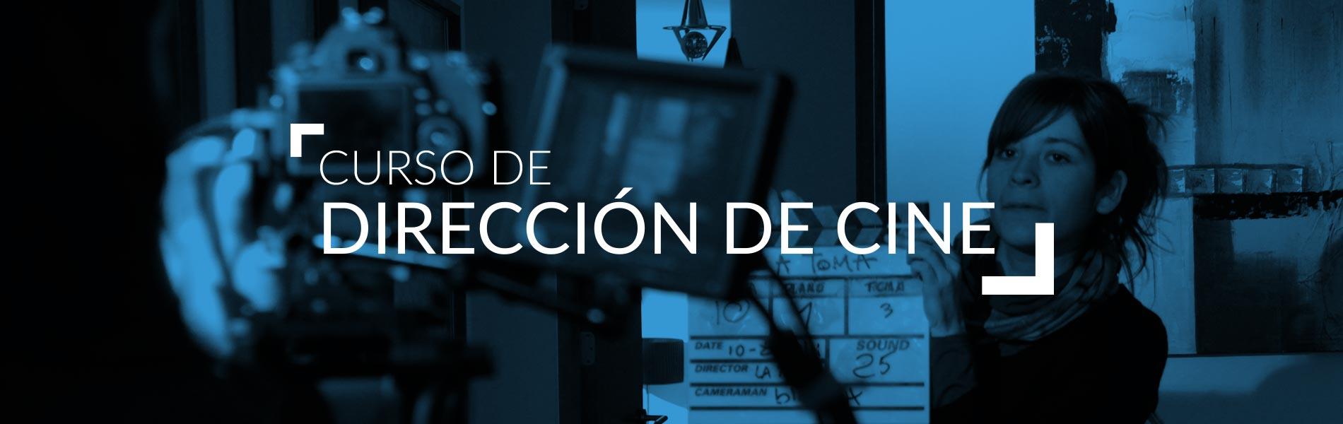 Curso Dirección de Cine