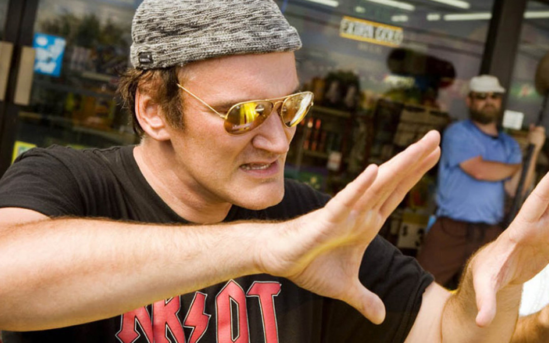 3 ENTREVISTAS A TARANTINO, UN DOCUMENTAL Y SU PRIMER CORTOMETRAJE MY BEST FRIEND´S BIRTHDAY DE 1987
