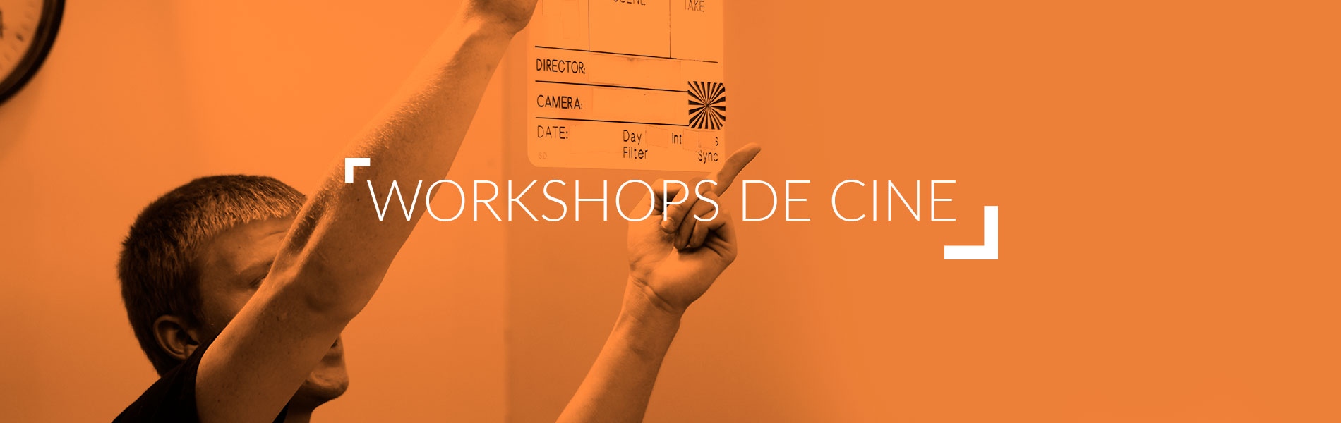 Workshops de Cine