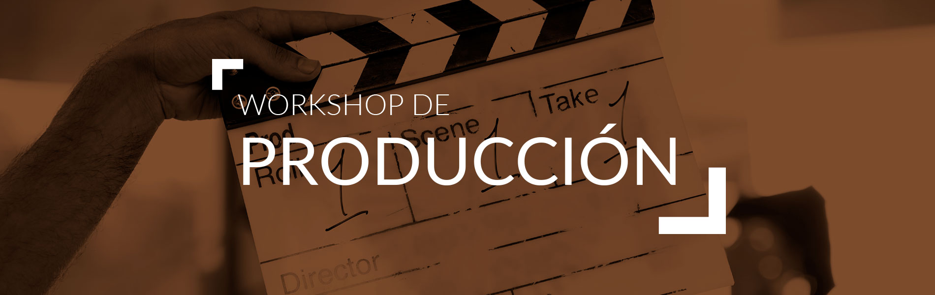 Producción de Cine
